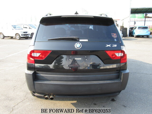 used 2005 bmw x3 2 5i gh pa25 for sale bf620253 be forward. Black Bedroom Furniture Sets. Home Design Ideas