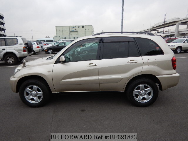used 2004 toyota rav4 x limited cba zca26w for sale bf621823 be forward. Black Bedroom Furniture Sets. Home Design Ideas