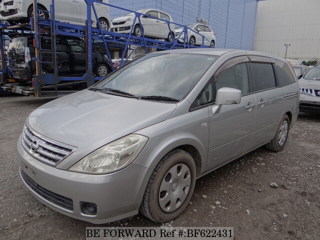 Used 2004 NISSAN PRESAGE BF622431 for Sale