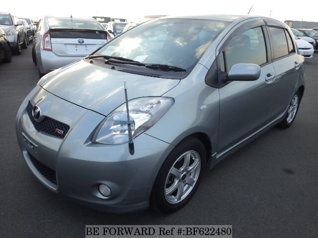 Used 2007 TOYOTA VITZ BF622480 for Sale