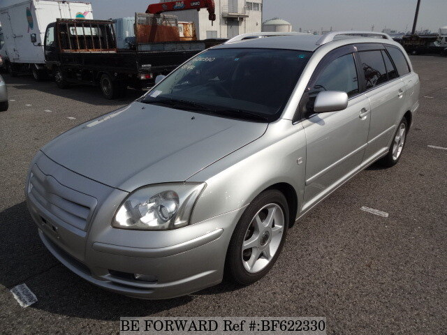 Used 2004 TOYOTA AVENSIS WAGON BF622330 for Sale
