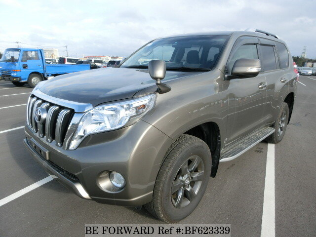 Used 2015 TOYOTA LAND CRUISER PRADO BF623339 for Sale