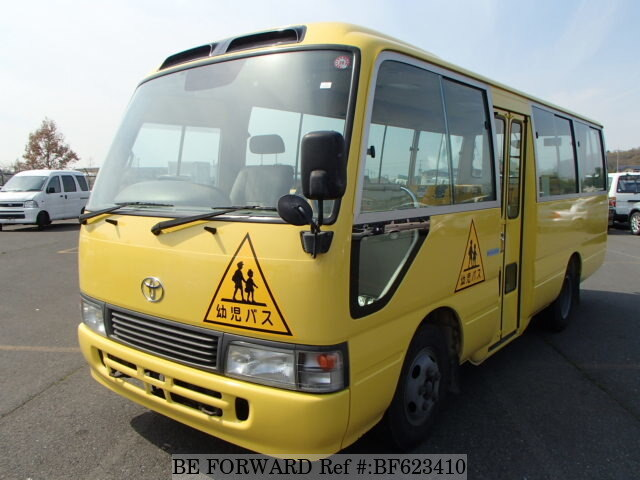 Used 2000 TOYOTA COASTER BF623410 for Sale