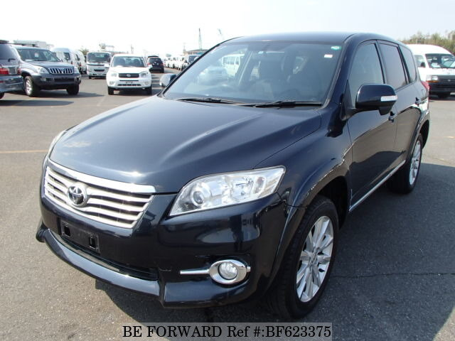 Used 2011 TOYOTA VANGUARD BF623375 for Sale