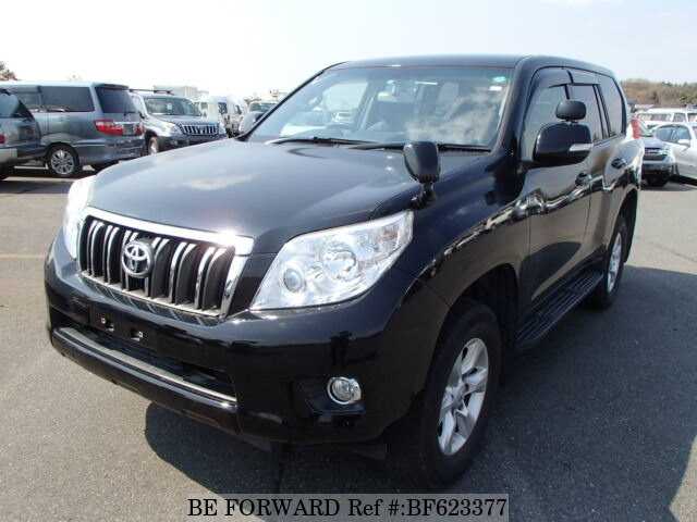 Used 2013 TOYOTA LAND CRUISER PRADO BF623377 for Sale