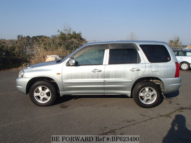 used 2004 mazda tribute lx ta ep3w for sale bf623490 be. Black Bedroom Furniture Sets. Home Design Ideas