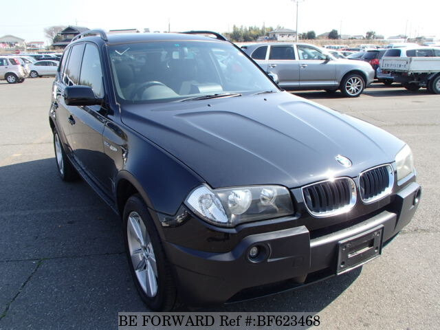 used 2004 bmw x3 2 5i gh pa25 for sale bf623468 be forward. Black Bedroom Furniture Sets. Home Design Ideas