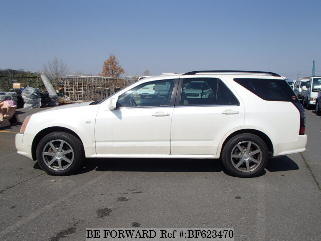 used 2005 cadillac srx 4 6 gh t265e for sale bf623470 be forward. Black Bedroom Furniture Sets. Home Design Ideas