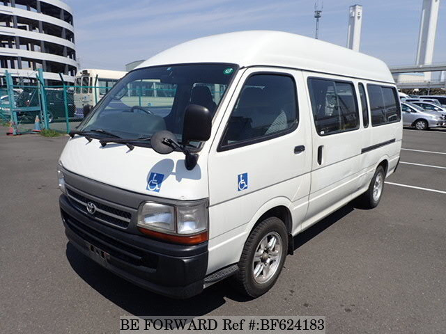 TOYOTA / Hiace Commuter (GE-RZH125B)