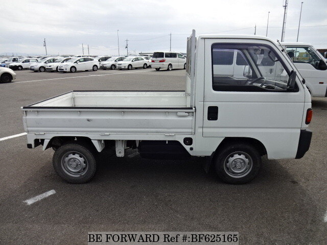 used 1992 honda acty truck v ha3 for sale bf625165 be forward. Black Bedroom Furniture Sets. Home Design Ideas