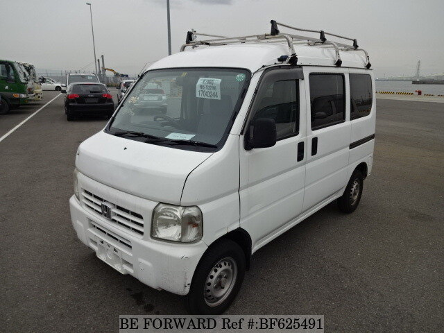 HONDA / Acty Van (GD-HH5)