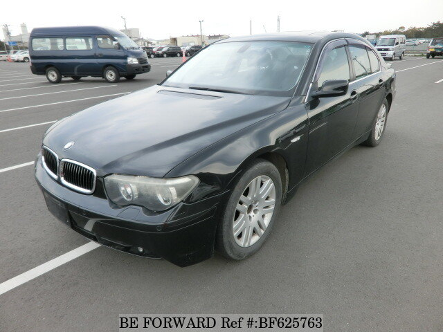 BMW / 7 Series (GH-GL44)