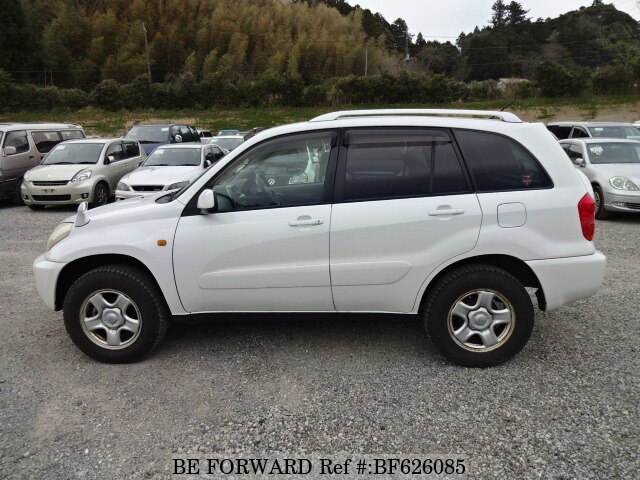 used 2002 toyota rav4 l ta aca21w for sale bf626085 be forward. Black Bedroom Furniture Sets. Home Design Ideas
