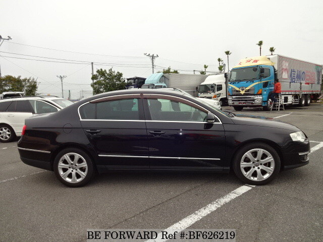 used 2008 volkswagen passat 2 0t gh 3caxx for sale. Black Bedroom Furniture Sets. Home Design Ideas