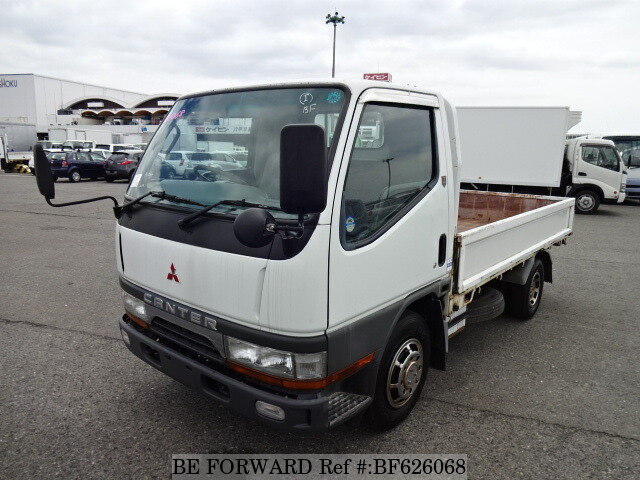MITSUBISHI / Canter (KC-FE507BT)