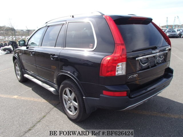 used 2008 volvo xc90 3 2 cba cb6324aw for sale bf626424 be forward. Black Bedroom Furniture Sets. Home Design Ideas