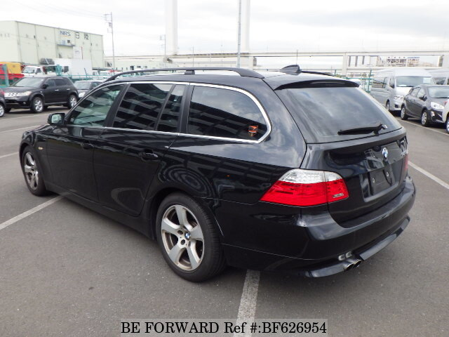 used 2009 bmw 5 series 525i touring aba pu25 for sale. Black Bedroom Furniture Sets. Home Design Ideas