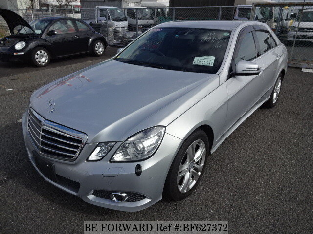 Used 2010 MERCEDES-BENZ E-CLASS BF627372 for Sale