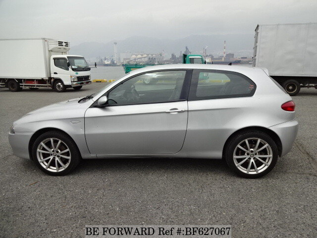 used 2010 alfa romeo 147 ti 2 0 twinspark selespeed gh 937ab for sale bf627067 be forward. Black Bedroom Furniture Sets. Home Design Ideas