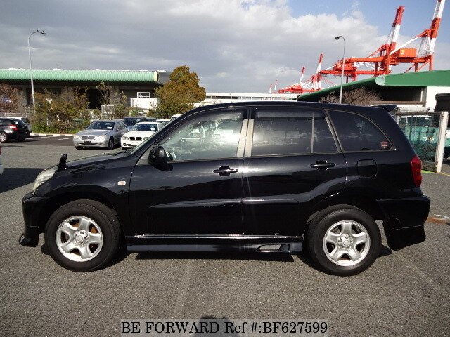 used 2005 toyota rav4 j x limited cba zca26w for sale bf627599 be forward. Black Bedroom Furniture Sets. Home Design Ideas