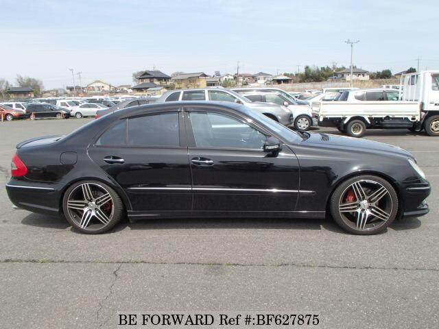 Used 2006 mercedes benz e class e550 avantgarde s cba for 2006 mercedes benz e550