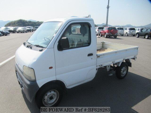 SUZUKI / Carry Truck (GD-DA52T)