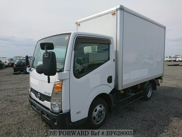 Used 2010 NISSAN ATLAS BF628005 for Sale