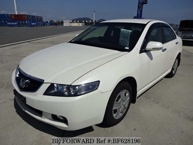 HONDA / Accord (CBA-CL7)