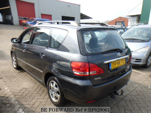 used 2003 toyota avensis verso for sale bf629061 be forward. Black Bedroom Furniture Sets. Home Design Ideas