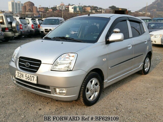 Used 2008 Kia Morning  Picanto  Lx For Sale Bf629109