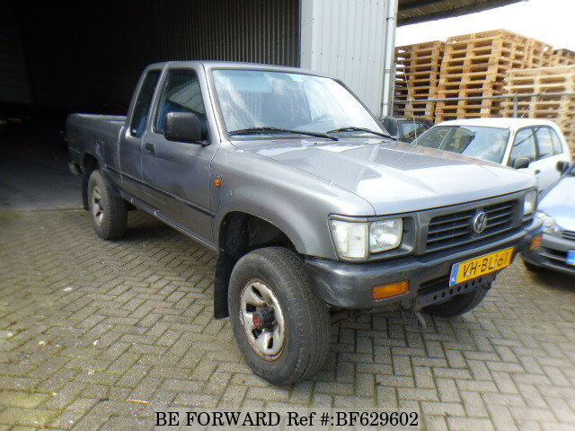 used 1995 volkswagen taro for sale bf629602 be forward. Black Bedroom Furniture Sets. Home Design Ideas