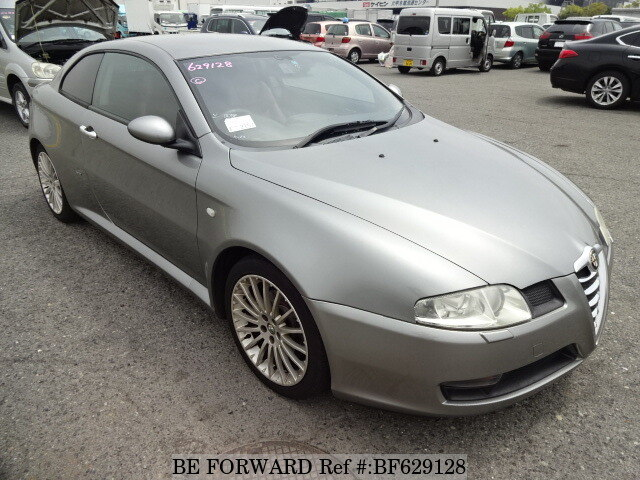 used 2005 alfa romeo gt 2 0 jts selespeed gh 93720l for sale bf629128 be forward. Black Bedroom Furniture Sets. Home Design Ideas