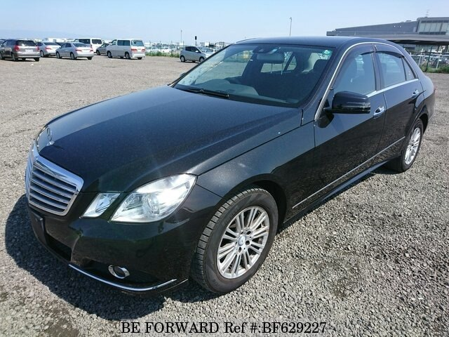 Used 2009 MERCEDES-BENZ E-CLASS BF629227 for Sale