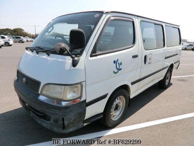 TOYOTA / Hiace Wagon (E-RZH111G)