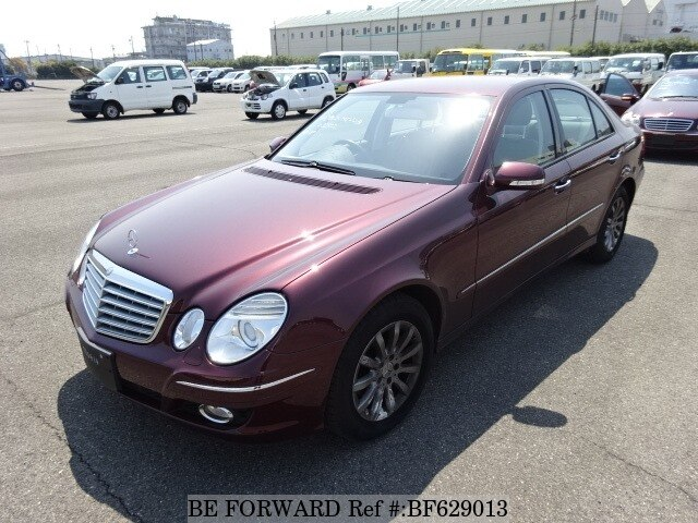 Used 2007 MERCEDES-BENZ E-CLASS BF629013 for Sale