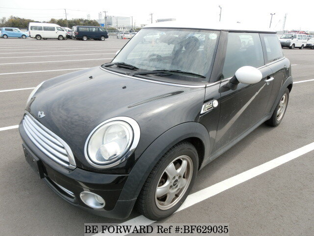 Used 2010 BMW MINI BF629035 for Sale