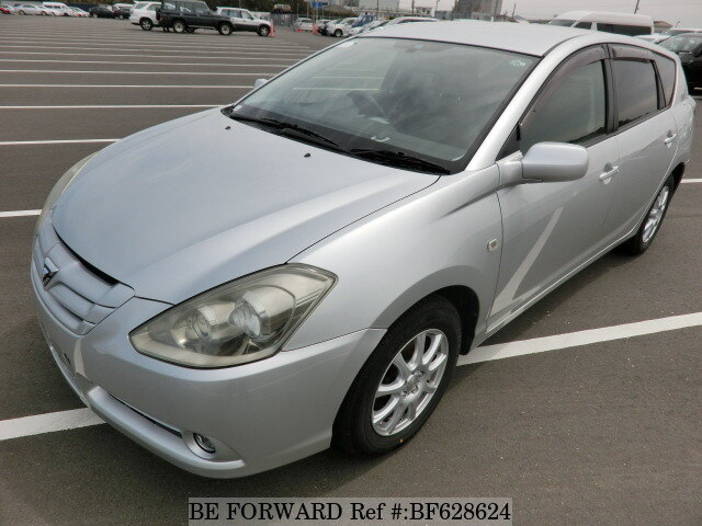 Used 2006 TOYOTA CALDINA BF628624 for Sale