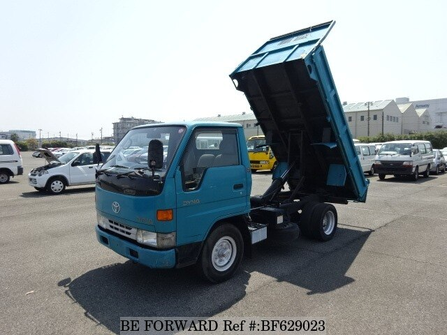Used 1995 TOYOTA DYNA TRUCK BF629023 for Sale