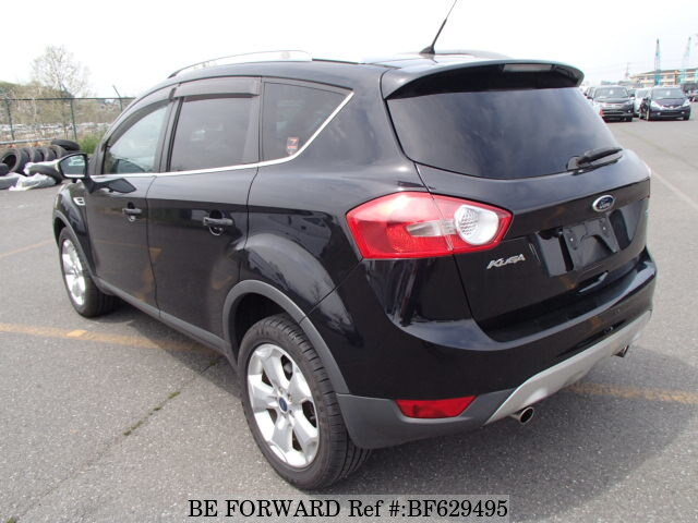used 2011 ford kuga titanium aba wf0hydp for sale bf629495 be forward. Black Bedroom Furniture Sets. Home Design Ideas