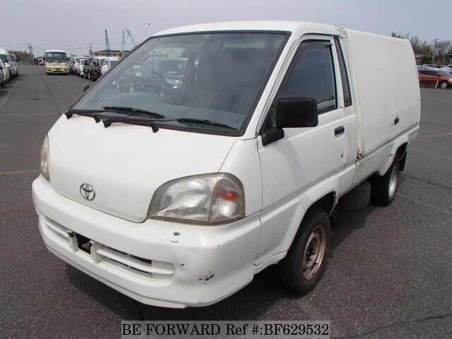 Used 2002 TOYOTA TOWNACE TRUCK BF629532 for Sale
