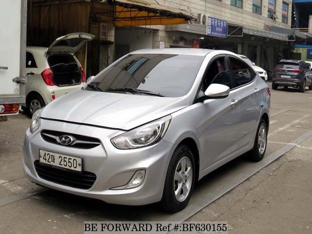 used 2012 hyundai accent lx rb4uba g for sale bf630155 be forward. Black Bedroom Furniture Sets. Home Design Ideas