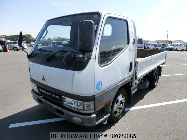 MITSUBISHI / Canter (KK-FE50EB)