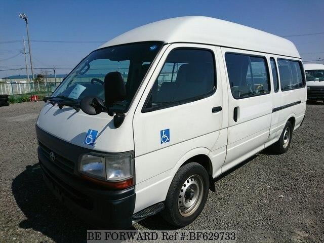 TOYOTA / Regiusace Commuter (GE-RZH125B)