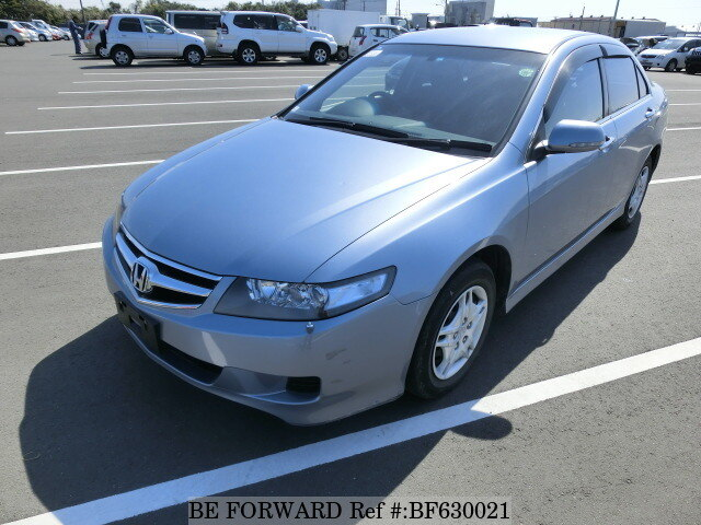 HONDA / Accord (DBA-CL7)