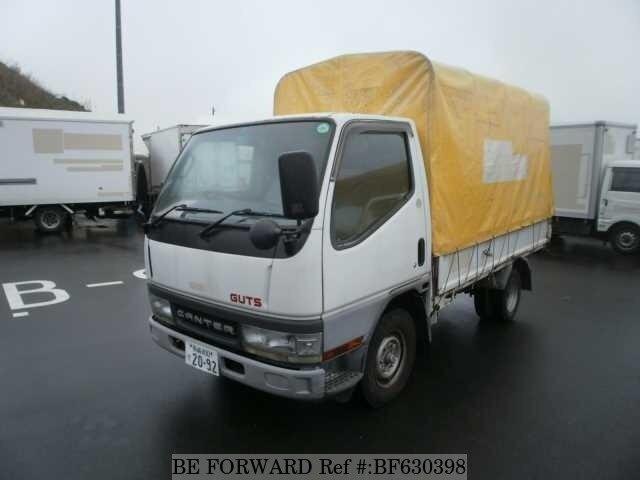 MITSUBISHI / Canter Guts (KG-FB51AB)