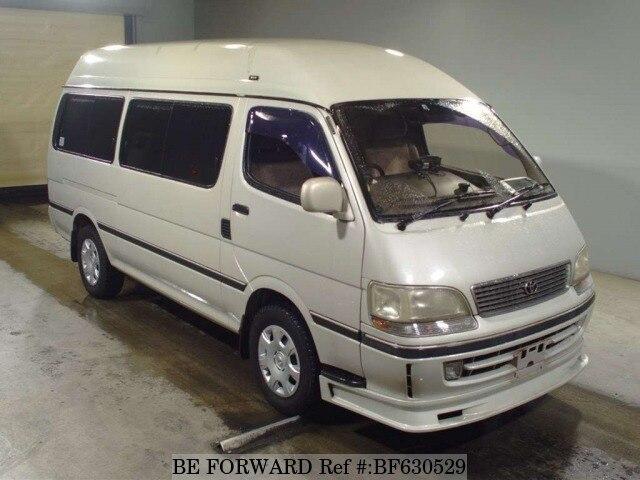 TOYOTA / Hiace Wagon (KD-KZH120G)