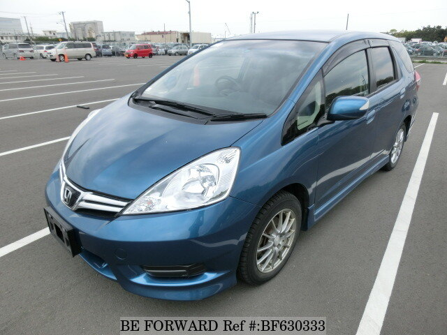 HONDA / Fit Shuttle (DBA-GG7)