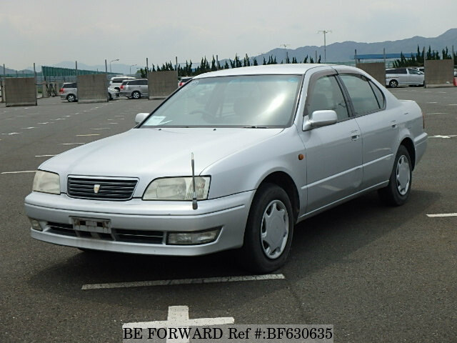 used 1996 toyota camry lumiere e sv40 for sale bf630635 be forward. Black Bedroom Furniture Sets. Home Design Ideas