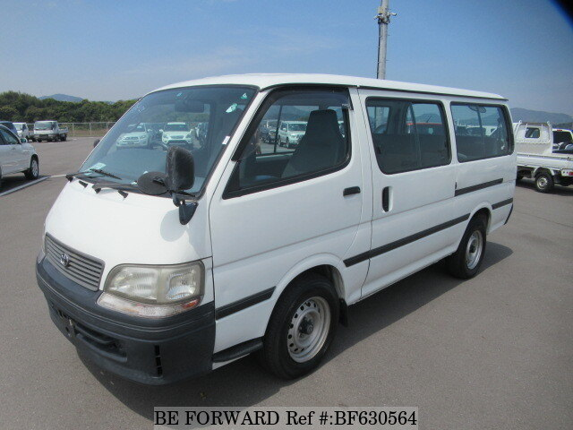 TOYOTA / Hiace Wagon (KD-KZH110G)