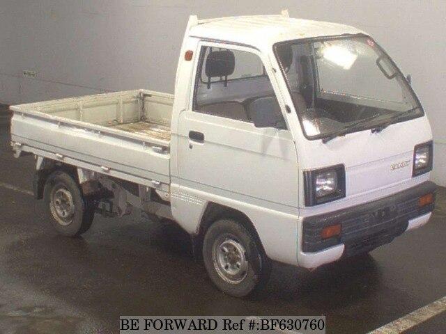 SUZUKI / Carry Truck (M-DB71T)